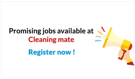 cleaningmate jobs register
