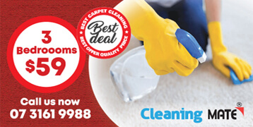 cleaningmate 3 bedrooms $59 deal