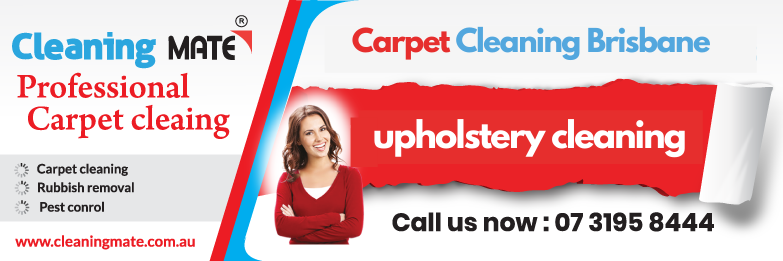 3 rooms for $59 carpet cleaning in Nathan, QLD