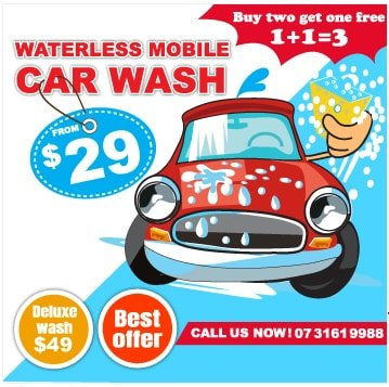 cleaningmate waterless mobile carwash